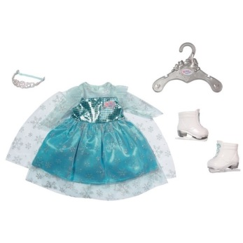 BABY born Princess On Ice Set 43cm - BABY born Princess On Ice Set 43cm