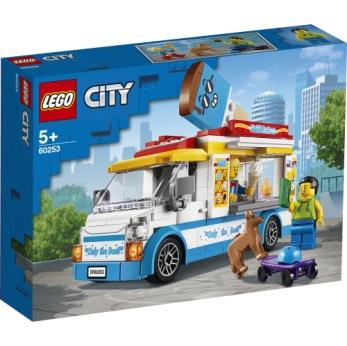 60253 LEGO City Glassbil 5+ - 60253 LEGO city Glassbil 5+