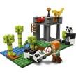 21158 LEGO Minecraft Pandagården 7+