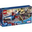 76150 LEGO Super Heroes Spiderjet mot Venoms robot 7+