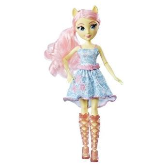 My Little Pony Equestria Girls Fluttershy Classic Style Doll E0666 - My Little Pony Equestria Girls Fluttershy Classic Style Doll E0666