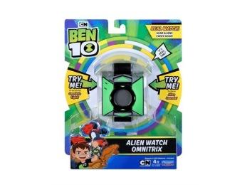 Ben 10 Alien Watch Omnitrix 4+ - Ben 10 Alien Watch Omnitrix 4+