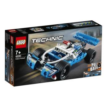 Lego Technic 42091, Polisjakt - Lego Technic 42091, Polisjakt