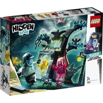 LEGO HiddenSide 70427 Välkommen till hiddenside - LEGO HiddenSide 70427 Välkommen till hiddenside