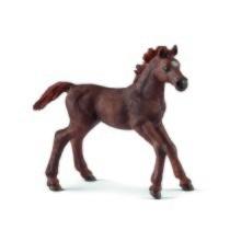 Schleich, 13857 Horse Club - English thoroughbred föl