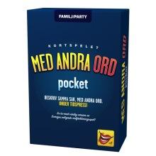 Med Andra Ord Pocket - Familj / Party 10+