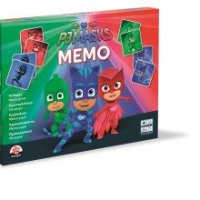 Pyjamashjältarna Pj Mask Memo spel
