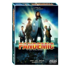 Pandemic Svenska / Finska