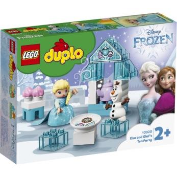 10920 LEGO Duplo Elsa och Olofs teparty 2+ - 10920 LEGO Duplo Elsa och Olofs teparty 2+
