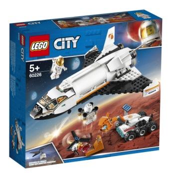 60226 Marsforskningsfarkost LEGO City 5+ - 60226 Marsforskningsfarkost LEGO City 5+
