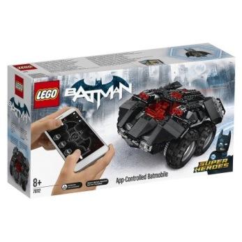 LEGO® BATMAN 76112 App-Controlled Batmobile 8+ - LEGO® BATMAN 76112 App-Controlled Batmobile 8+