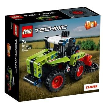 42102 LEGO technic Mini CLAAS XERION 7+ - 42102 LEGO technic Mini CLAAS XERION 7+