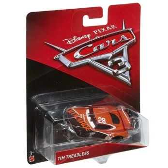 Cars 3 Tim Treadless - Cars 3 Tim Treadless