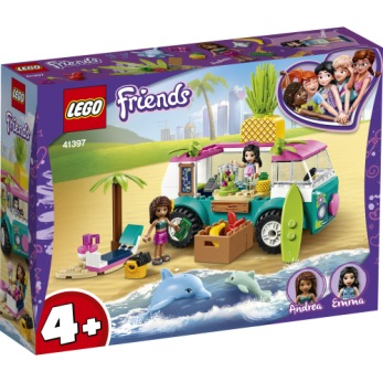 41397 LEGO friends Juicebil 4+ - 41397 LEGO friends Juicebil 4+