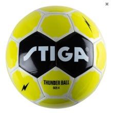 STIGA, Thunder Fotboll Storlek 4 Grön