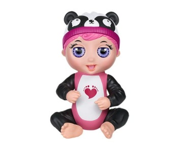 Tiny Toes, Interactive Doll - Gigglin Gaby - Tiny Toes, Interactive Doll - Gigglin Gaby