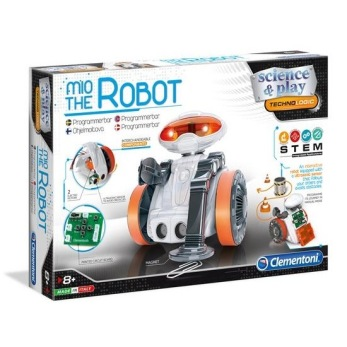 Mio The Robot - Clementoni - Mio The Robot - Clementoni