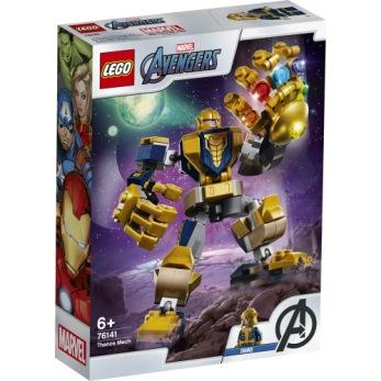 76141 LEGO Super Heroes Thanos robot 6+ - 76141 LEGO Super Heroes Thanos robot 6+