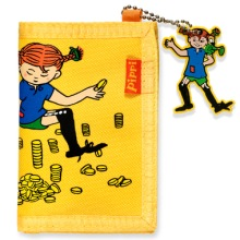 Micki, Pippi plånbok