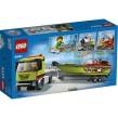 60254 LEGO city Racerbåtstransport 5+