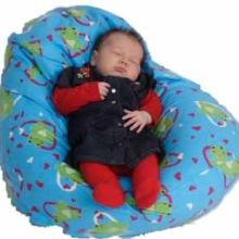 Babypuff, sittsäck till bebisar