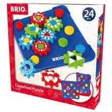 Brio Cogwheel Puzzle