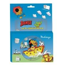 Bamse, Ljudbok & Bok Bamse & Sjörövarna