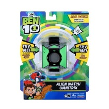 Ben 10 Alien Watch Omnitrix 4+