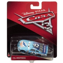Cars 3 Cal Weathers