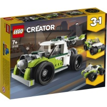 31103 LEGO Creator Raketbil 7+
