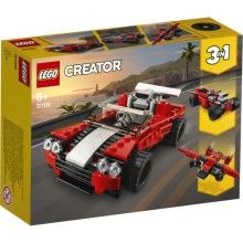 31100 LEGO Creator Sportbil 6+