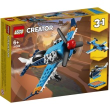31099 LEGO Creator Propellerplan 6+