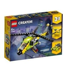 LEGO Creator 31092 - Helikopteräventyr 6+