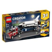 LEGO Creator 31091 - Transport för rymdfärja 7+