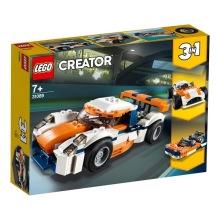 LEGO Creator 31089 - Orange racerbil 7+