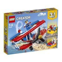 LEGO Creator Våghalsigt stuntplan 31076
