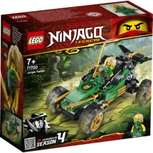71700 LEGO Ninjago Djungelskövlare 7+