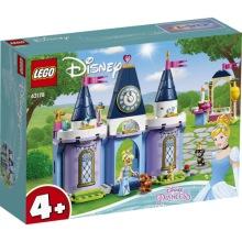 43178 LEGO Disney Princess Askungens Slottsfirande 4+