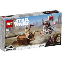75265 LEGO star wars T-16 Skyhopper vs Bantha Microfighters 6+