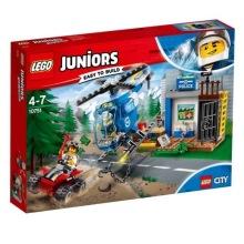 Lego Juniors 10751 Polisjakt på berget 4-7 år