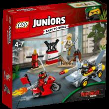 Lego Juniors 10739, Cars 3, Hajattack