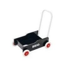 BRIO Lära-gå-vagn svart