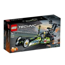 42103 LEGO technic Dragster 7+
