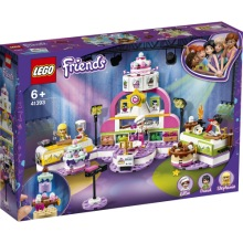 41393 LEGO friends Baktävling 6+
