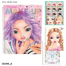 TOPMODEL - MAKE ­UP DESIGNBOK