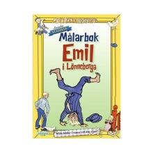 Emil i Lönneberga - Målarbok