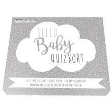 Jabadabado Quizkort hello baby