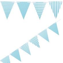 Jabadabado - Vimpel Ljusblå Mix