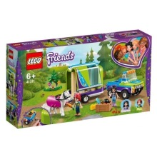 LEGO Friends Mias hästtransport 41371 6+