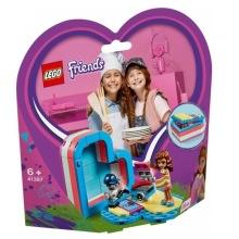 LEGO Friends Olivias sommarhjärtask 41387 6+